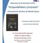 (Im)posibilidad y (sin)razón - Martín Grassi
