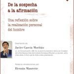 Disertación en el Jockey Club de Buenos Aires, mañana
