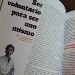Columna en Estrategia y Gestión en Voluntariado Corporativo de Visión Sustentable